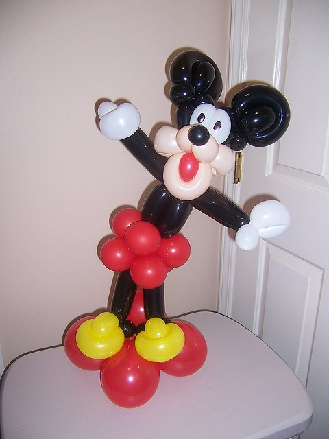 Mickey Mouse Centerpiece And