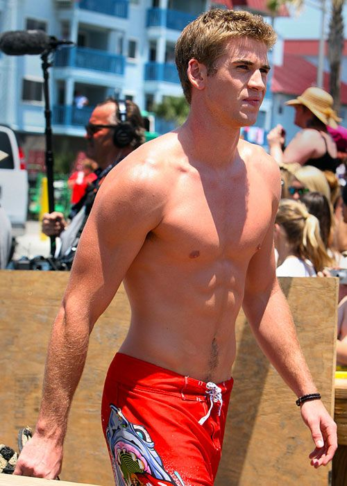 The Fittest Celebrity Bodies Of 2014: The Best Summer Beach Bodies: 2013