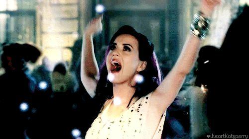Fireworks- Katy Perry