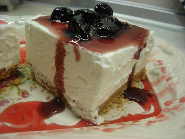 Daddy Cool!: Το cheesecake με ζαχαρούχο της Μαρία Μαρδα που μας πήρε τα μυαλά!