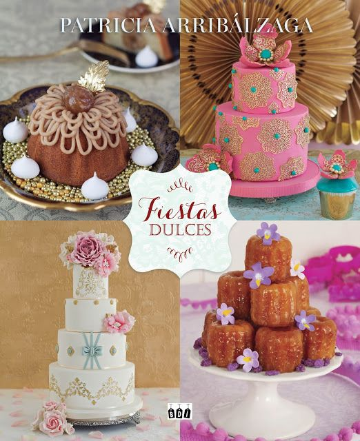 Fiestas dulces de Patricia Arribálzaga