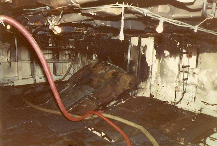 HMS Argonaut Falklands