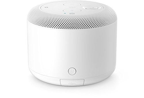 Sony BSP10 Rechargeable Portable Wireless Bluetooth Speaker, NFC in White