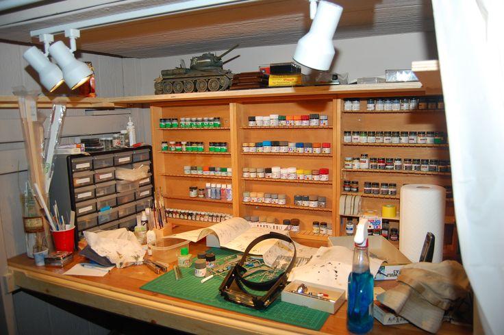 Garage Storage Ideas Diy Work Benches