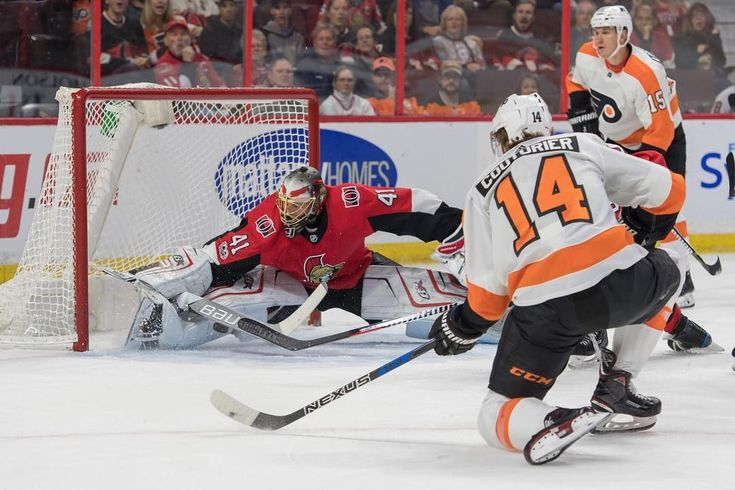 Flyers and Senators battle at 1 PM today. Last game was a 5-4 loss in Ottawa; we need to pull through with a win. Hopefully we play like a playoff team and move up in the standings again. I predict a 3-2 win. Player of the Game: TK  #PhiladelphiaFlyers #FlyersNation #FlyersForever #FlyersGirl #FlyersFreak #FlyersFanForever #SeanCouturier #Coots #NHL #NHLHockey