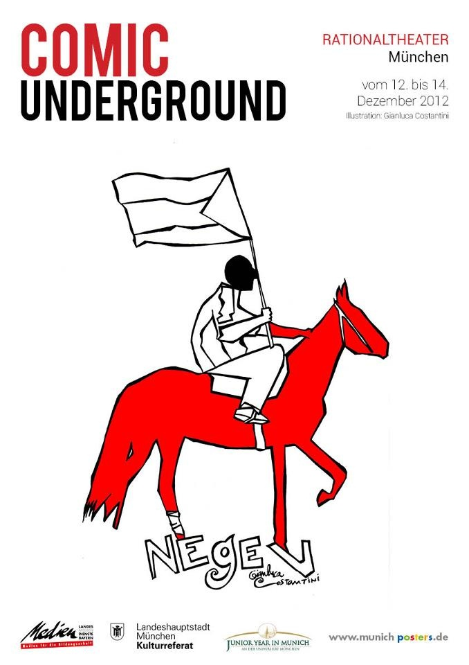 COMICUNDERGROUND  http://www.gianlucacostantini.com/comicunderground/