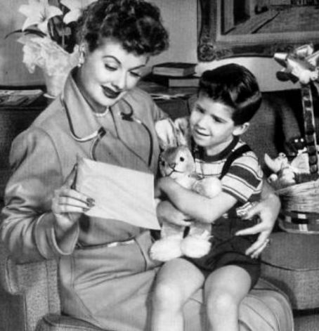 Pin by lori gardner on i love lucy pinterest for Who played little ricky in i love lucy