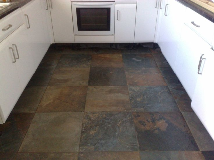Slate Kitchen Floor Pictures