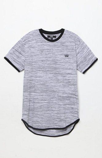 Young & Reckless Raze Scallop T-Shirt at PacSun.com