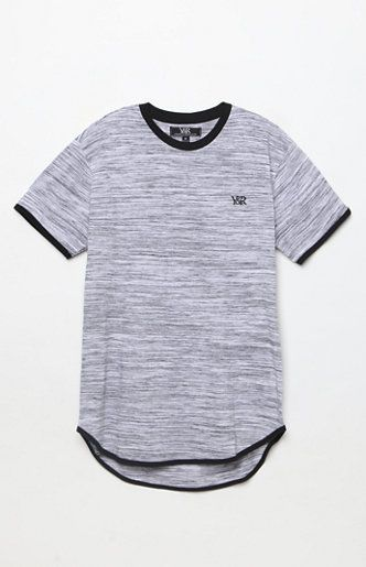 Raze Scallop T-Shirt