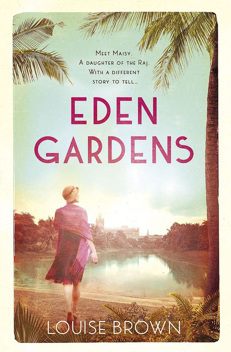 The blurb: Eden Gardens, Calcutta, the 1940s. In a ramshackle house, streets away from the grand colonial mansions of the British, live Maisy, her Mam and their ayah, Pushpa. Whiskey-fuelled and po…