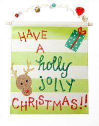 42 Homemade Christmas Decorations