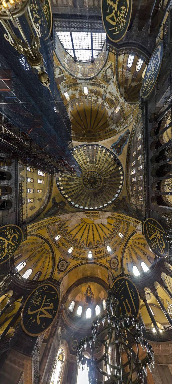 Hagia Sophia(伊斯坦堡聖索菲亞大教堂2), Istanbul, Turkey, by Wongchichuen https://www.360cities.net/image/hagia-sophia2-istanbul-turkey