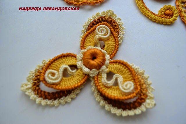 3002 besten Ideas Irish Crochet Bilder auf Pinterest   Irisch häkeln ...