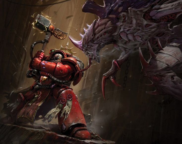 515 best wh40k images on pinterest space marine war hammer and blood angels space marine smashing tyranids warhammer 40k fandeluxe Choice Image