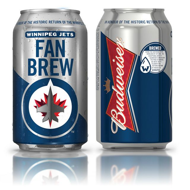 Winnipeg Jets Fan Brew