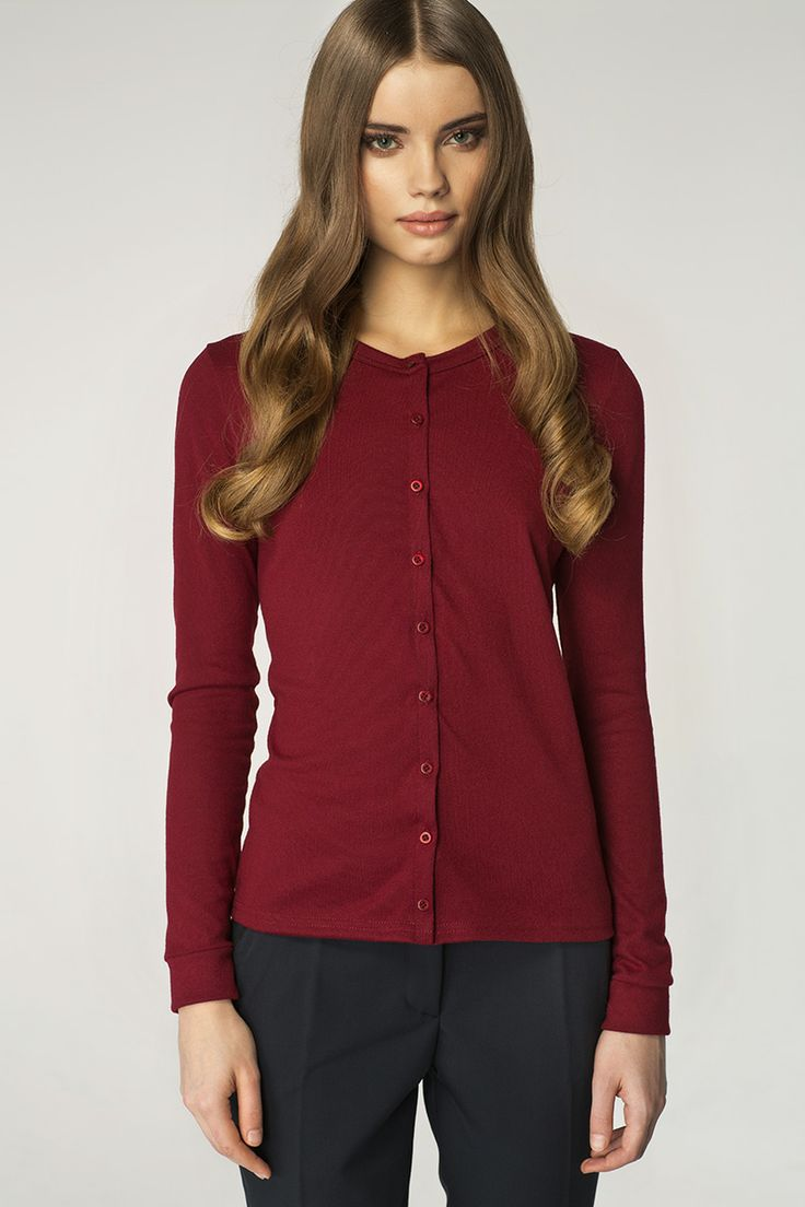 #sweater #bordo #jumper   http://www.sklep.nife.pl/index.php?id=produkt&category=40&item=679