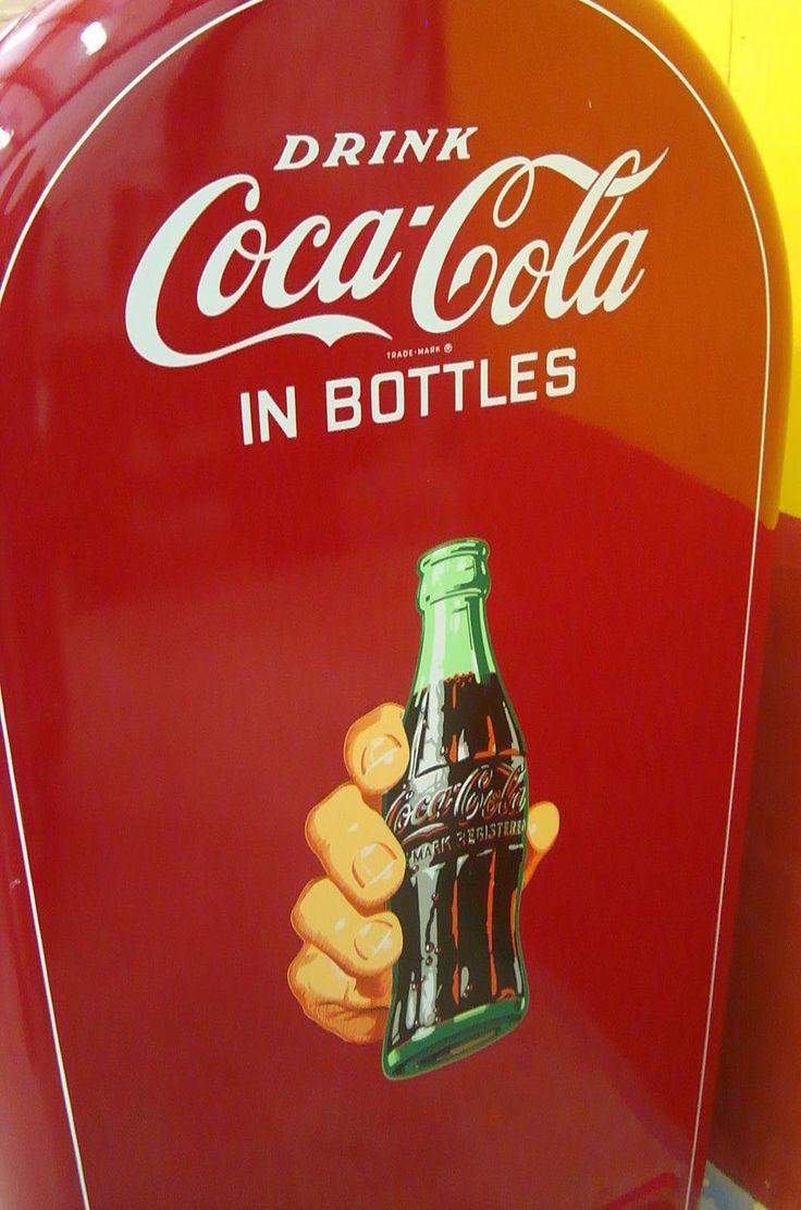art d co distributeur de bouteilles de coca cola 5. Black Bedroom Furniture Sets. Home Design Ideas