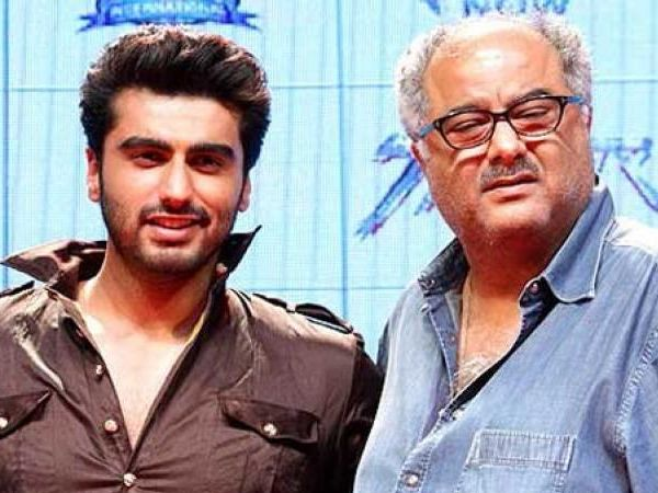 Arjun Kapoor thanks his father Boney Kapoor for sticking to him through thick and thin; and that's all even we want our parents to know!