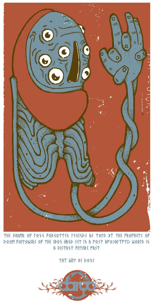 DARQO poster.