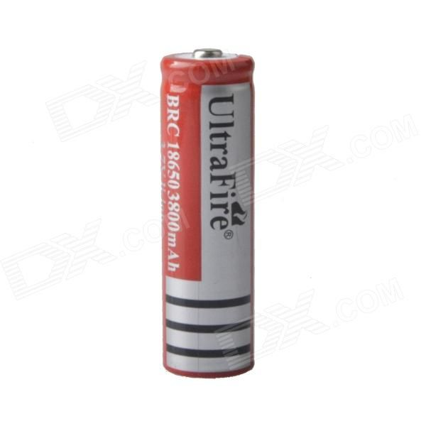 The 18650 rechargeable lithium battery is equipped with a protection circuit board (PCB) on the negative pole. The PCB can protect the battery from overcharge, over-discharging, overload and short circuit, which can make the battery safer and longer lifespan. The battery is environment friendly and perfect for super bright flashlight and other devices. http://j.mp/1tpgO1y