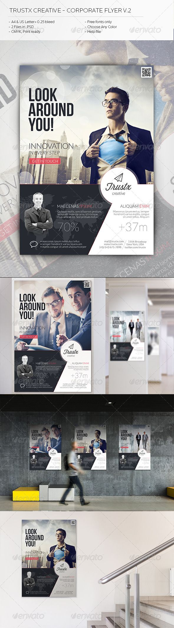 18 best Hiring Flyer Designs images on Pinterest | Flyer design ...
