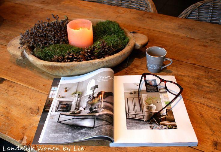 Een weekje uitgebeeld in foto's uit het leven van stylisten, bloggers en andere interieurliefhebbers. Wat deden zij? Wat houdt hen bezig? Hoe ziet hun dag er ongeveer uit? Kortom: een tipje van de sluier!