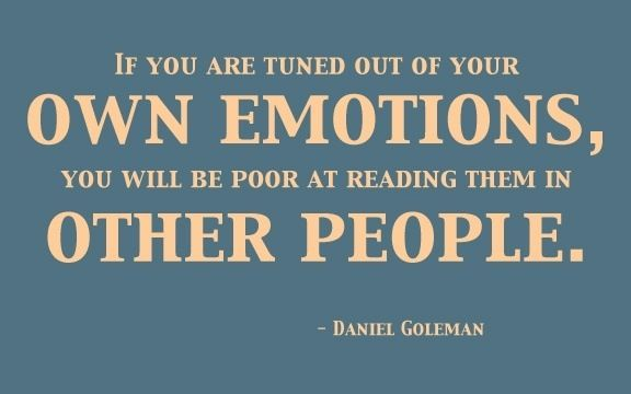 a literary analysis of emotional intelligence by daniel goldman Author daniel goleman applies the rules of emotional intelligence to the workplace being intelligent counts in the world of business, but the interpersonal smarts referred to as.