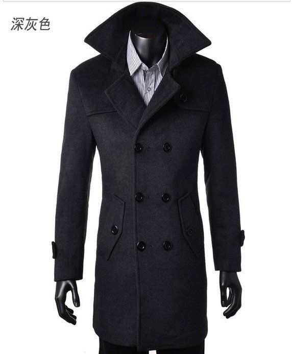 Best 25  Double breasted coat mens ideas on Pinterest | Best mens ...