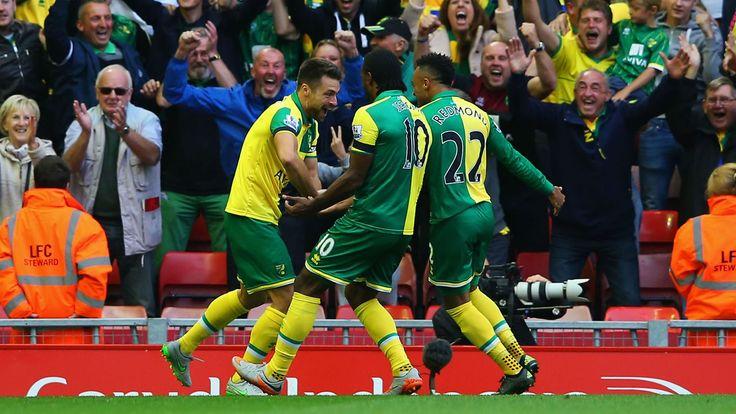@NorwichCity 'yellows' team #9ine