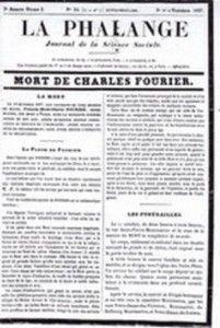 Les utopies de Charles Fourier
