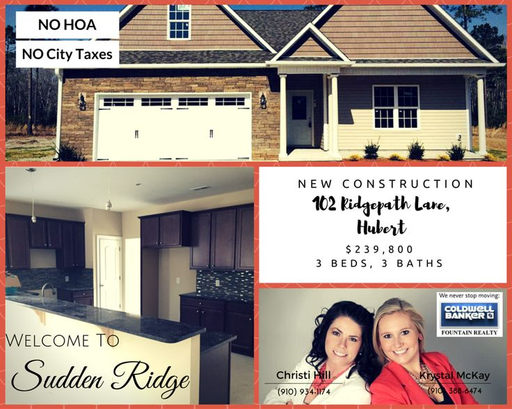 Hey ya'll!  Take this opportunity to SNATCH up this home while you still can! Sudden Ridge is selling homes like HOT CAKES!   Features of this home are 3 beds, 3 baths, a bonus room, 2 car garage, a covered front porch and approximately 2664 heated square feet. The master suite is complete with a tray ceiling, & spacious bath and a walk in closet! The secondary bath also features dual vanities! The large living room is accented by a beautiful fireplace. The kitchen overlooks the living…