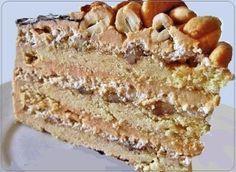 Торт Страсть маркизы | Рецепты вкусно
