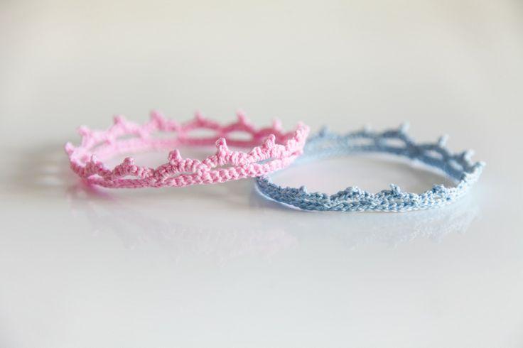 Crochet Tiara pattern