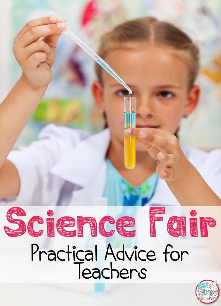 Science Fair: Practical advice to help teachers plan, organize and assess science fair projects.
