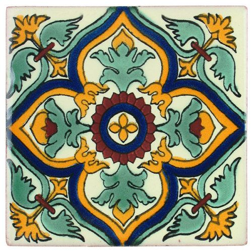 Talavera Tile...indeed!