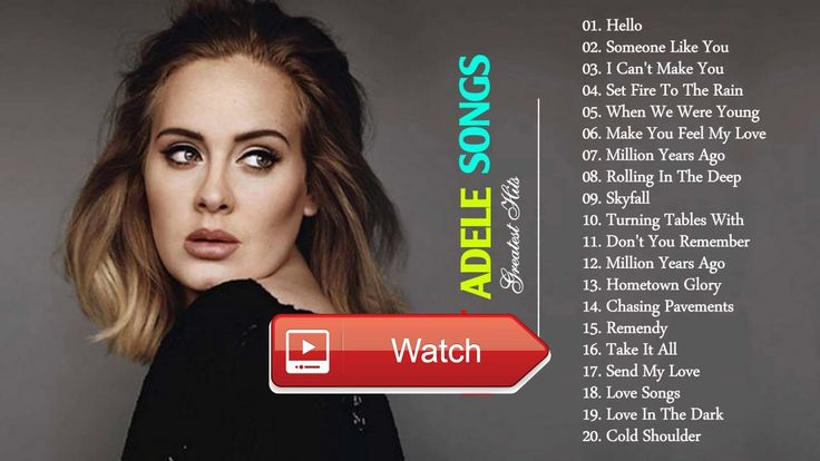 ADELE Greatest Hits Full Cover 17 Best Of ADELE Playlist  ADELE Greatest Hits Full Cover 17 Best Of ADELE Playlist Thank for watching Have A Nice Day Please like and subcrib