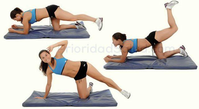 3 movimientos que te darán una cintura de avispa.