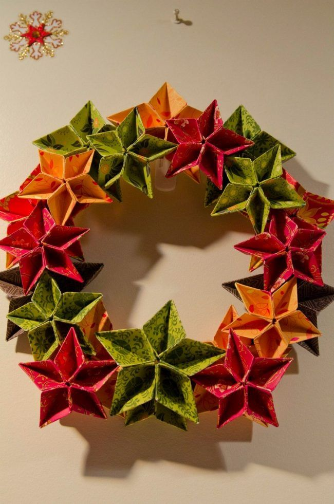 Cool Christmas Crafts To Do With Paper