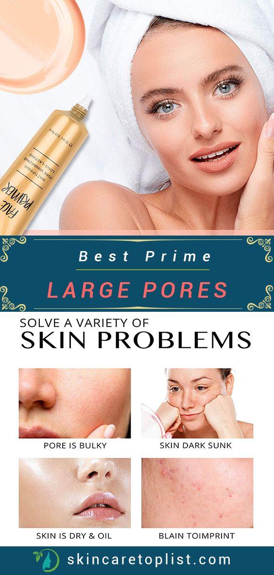 Best Primer for Large Pores in 2020 Large pores, Best