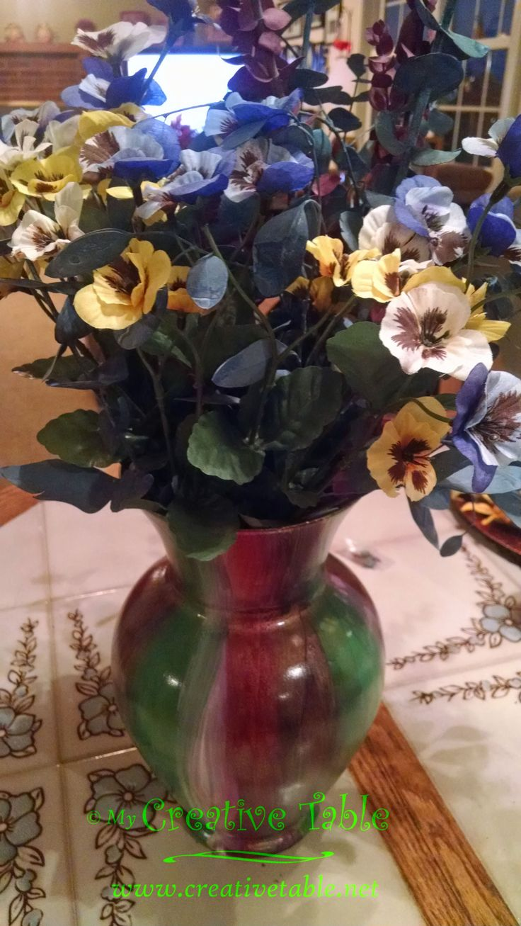 Restore a Thrift Store Vase