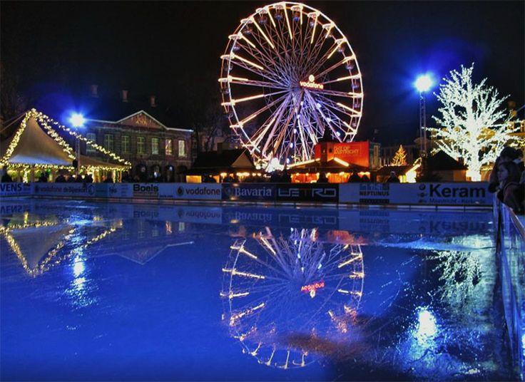 オランダのクリスマス市場『マジカル・マーストリヒト』で長い聖夜シーズンを楽しむ