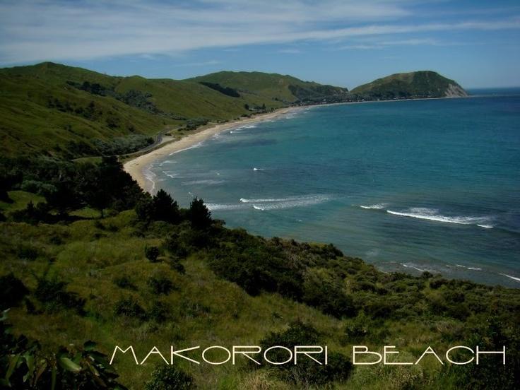 Makarori Beach, Gisborne