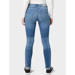 Tom Tailor Denim Damen Nela extra skinny Jeans, braun, unifarben, Gr.30/30 Tom TailorTom Tailor