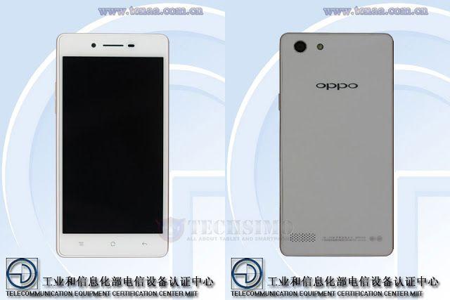 Smartphone low-end Oppo A33 muncul di situs sertifikasi Tenaa
