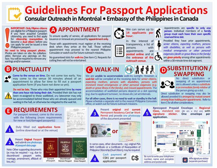 GuidelinesMTL 001 GOVPH Pinterest - lost passport form