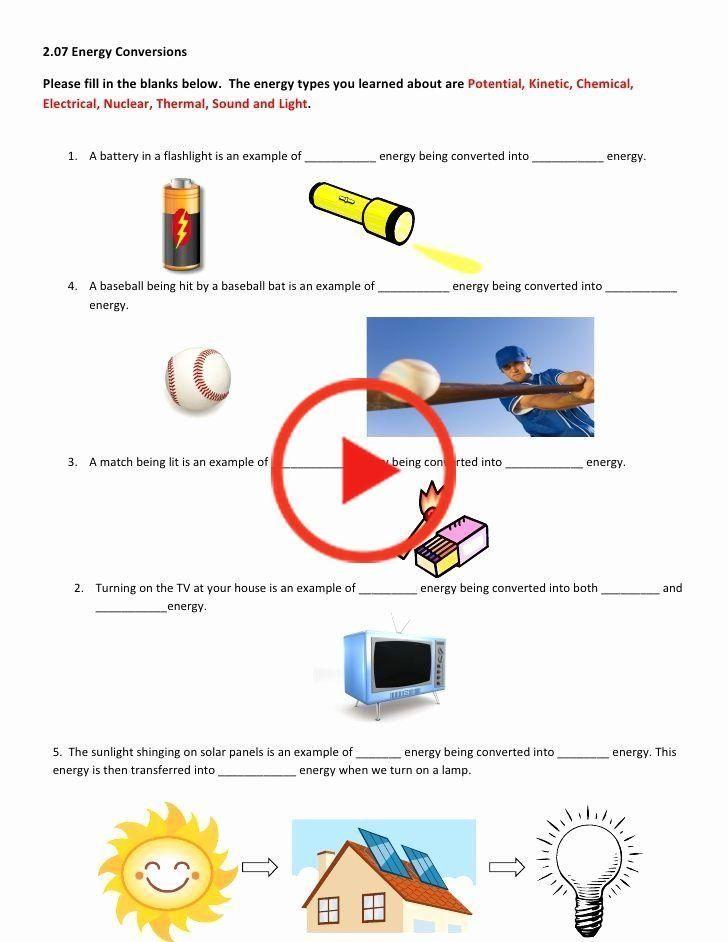 41++ Calculating efficiency worksheet Education