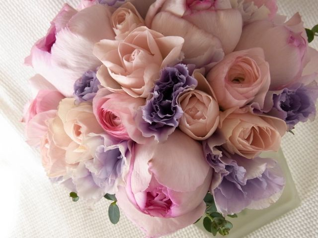 Atelier Eucharis  ー ウェディングブーケとパリスタイルの花 ー