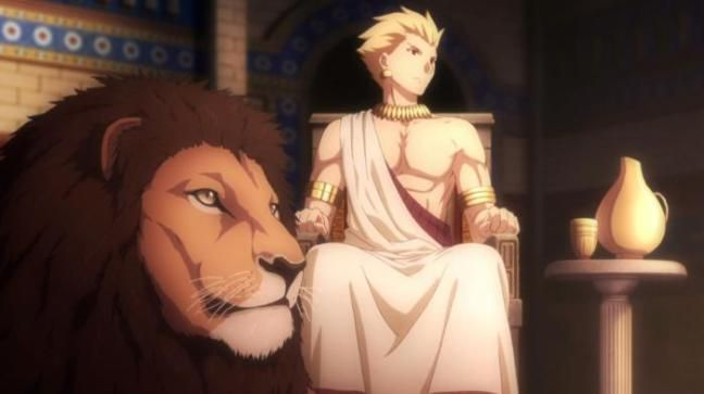 Fate Stay Night Unlimited Blade Works Ep 23 Review Young Gilgamesh