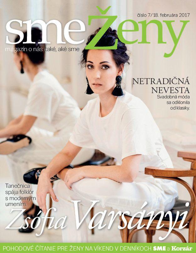 Čo vás čaká v novom čísle magazínu smeŽeny? Rozhovor s tanečníčkou Zsófiou Varsányi, kozmetické zázraky pre vašu krásu, príbeh Yoko Ono aj špenátová kúra.